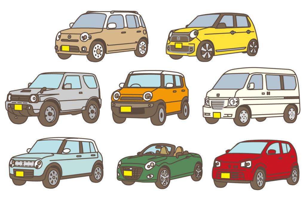 【2020年版】自動車保険型式別料率クラス一覧【軽自動車79車種】