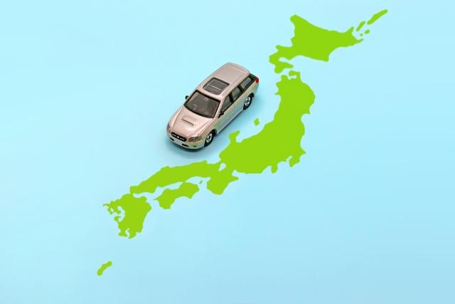 【任意保険】自動車保険の加入率の推移と加入率の都道府県ランキング
