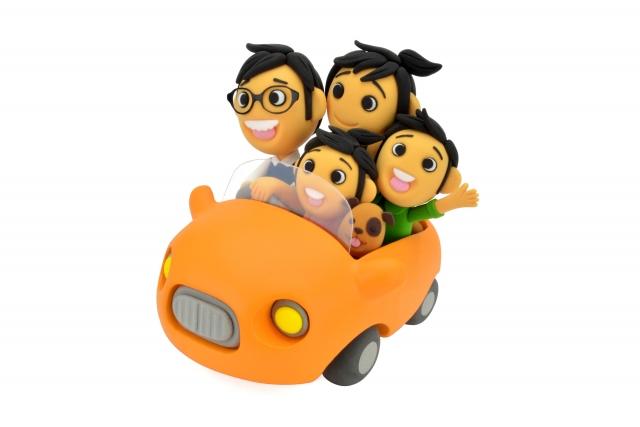 【搭乗者傷害】同乗者(家族や他人)を補償する自動車保険【対人賠償】